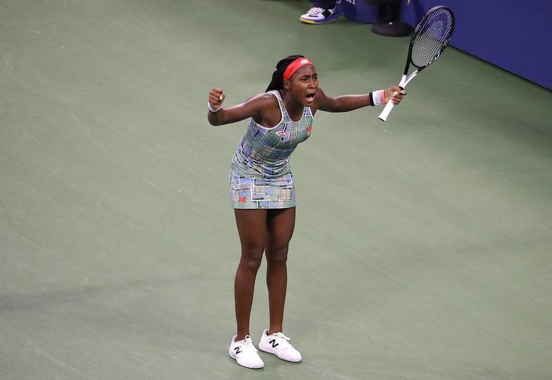 Американка Гауфф стала самой молодой теннисисткой с 2004 года, выигравшей турнир WTA
