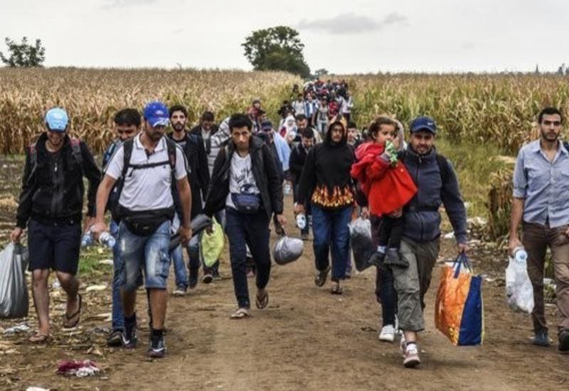 Турция может открыть границу с Евросоюзом для сирийских беженцев