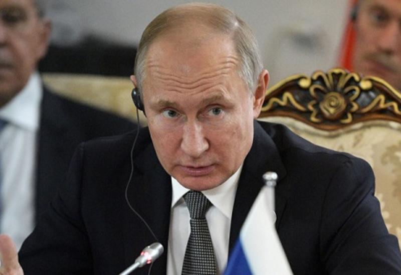 Путин призвал другие страны уважать интересы Ирана