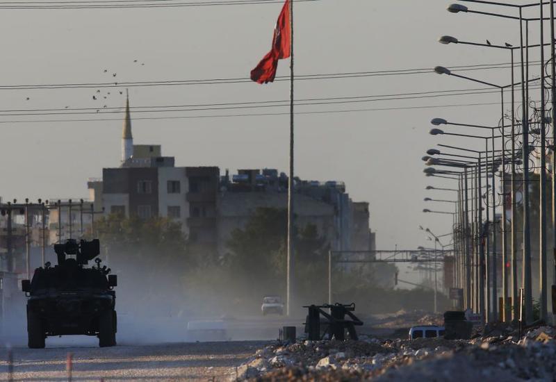 Американские войска начали эвакуацию военной базы на северо-востоке Сирии