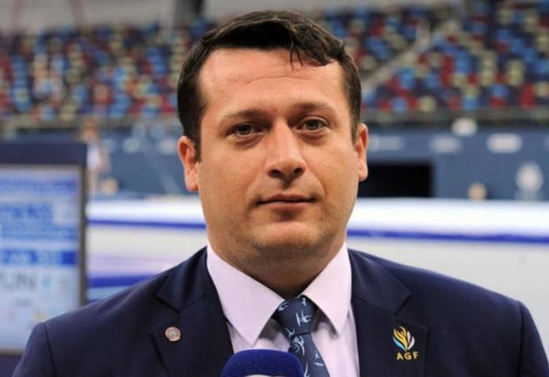 """Азербайджанский судья международной категории удостоен """"Золотого диплома"""" FIG"""