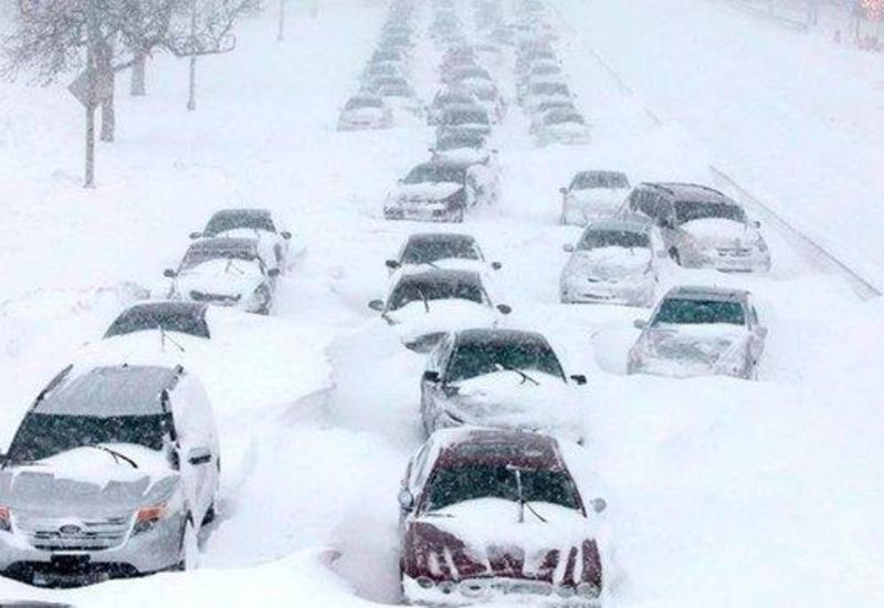 В Центральной Канаде объявлен режим чрезвычайной ситуации из-за снегопада