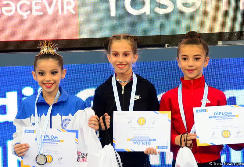Выступать на Национальной арене гимнастике большая ответственность – азербайджанская гимнастка