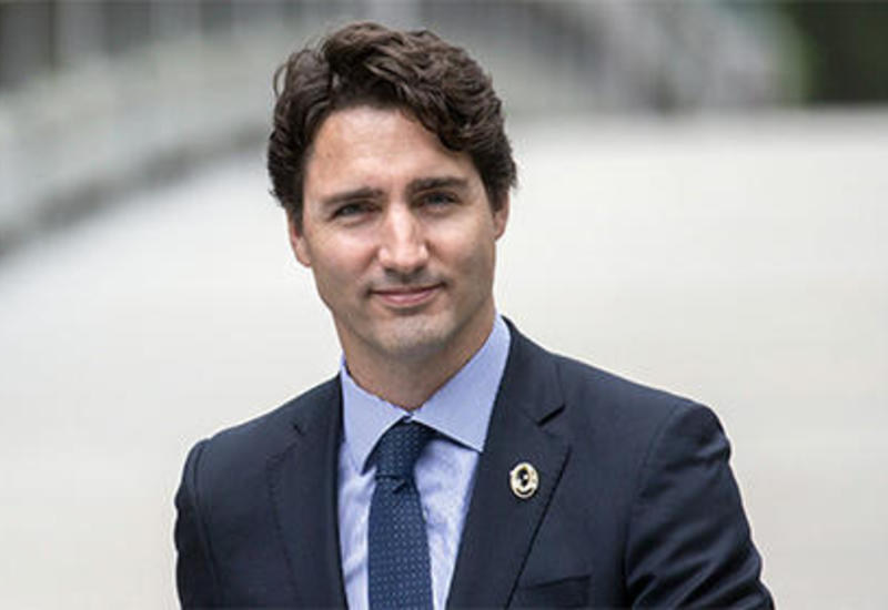 Премьер Канады пришел на предвыборный митинг в бронежилете