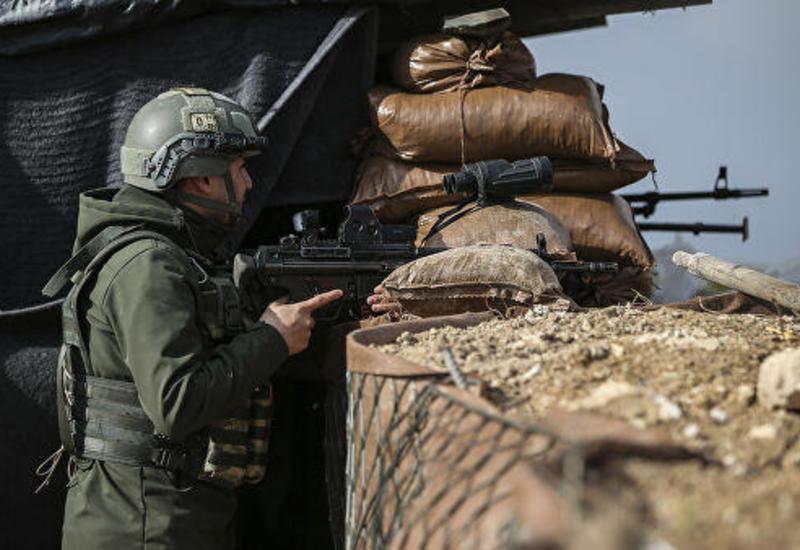 ВС Турции освободили от террористов западную часть сирийского города Телль-эль-Абьяд