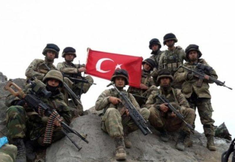 ВС Турции взяли под контроль стратегически важную трассу в Сирии