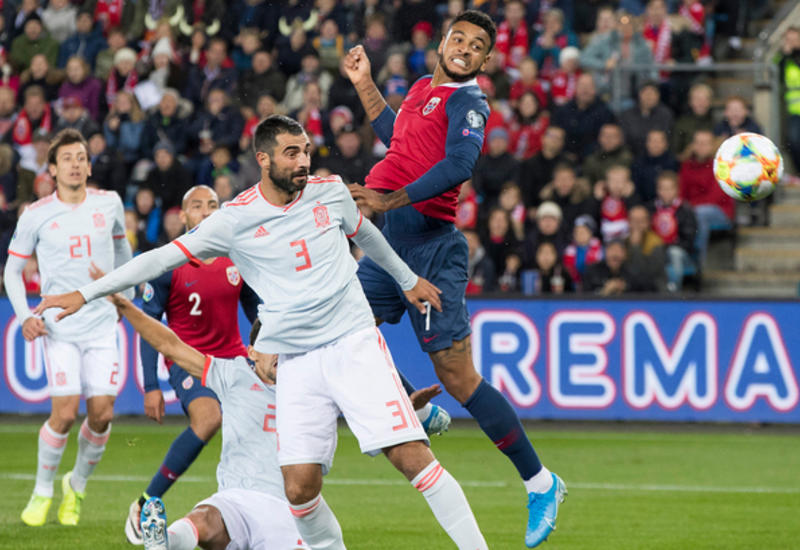 Евро-2020: Испания упустила победу над Норвегией на 94 минуте