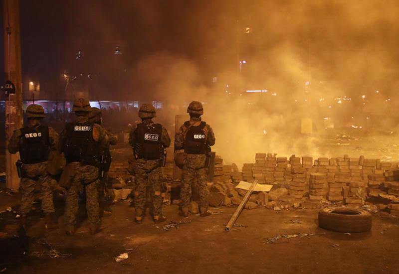 Президент Эквадора встретится с протестующими коренными жителями