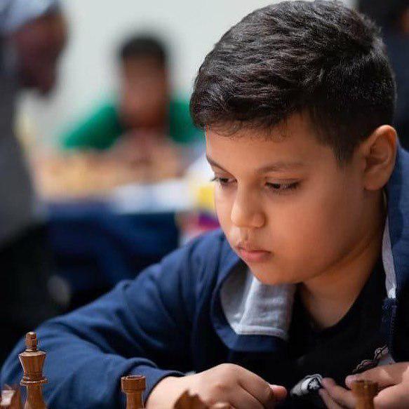 Первый вице-президент Мехрибан Алиева: Новость о победе нашего юного шахматиста Айдына Сулейманлы вызывает в каждом из нас только чувство гордости и радости