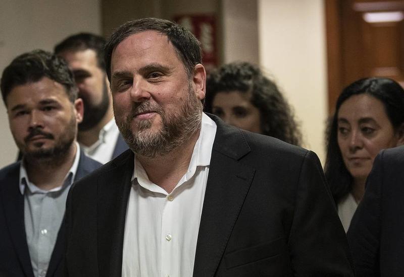 Лидеров каталонского сепаратистского движения приговорили к срокам до 13 лет тюрьмы