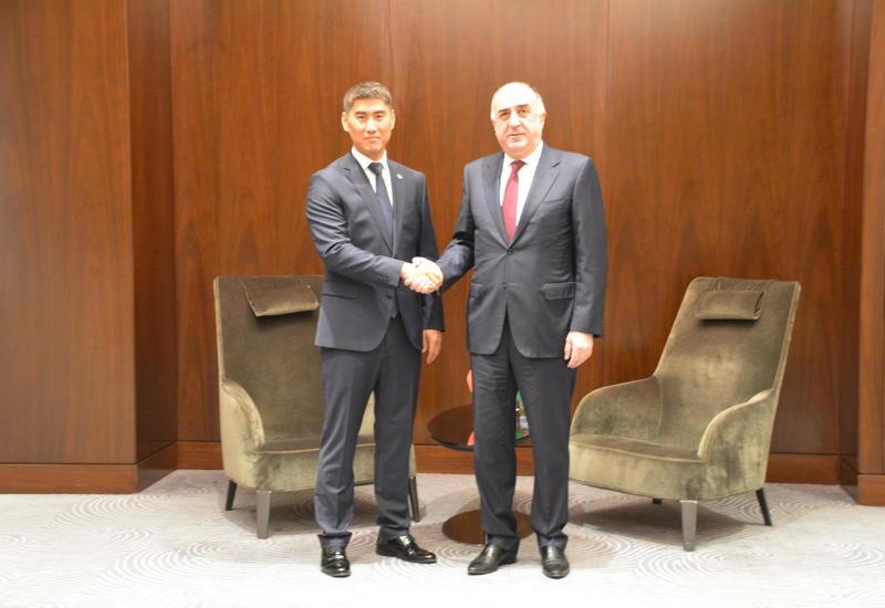 Азербайджан и Кыргызстан обсудили транспортные проекты