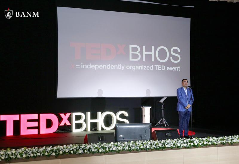 В БВШН прошла очередная конференция TEDxBHOS