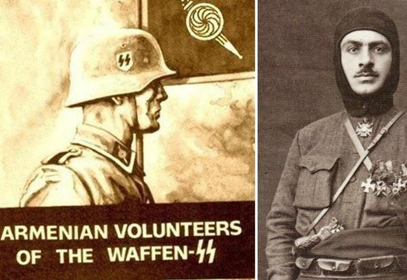 Фашистский знак - вот символ Армении