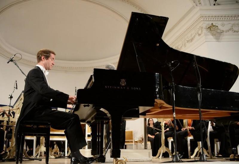 В Филармонии прошел концерт народного артиста России Николая Луганского