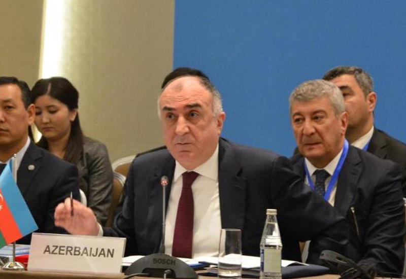 Эльмар Мамедъяров выступил на 7-ом заседании Совета министров иностранных дел Тюркского совета