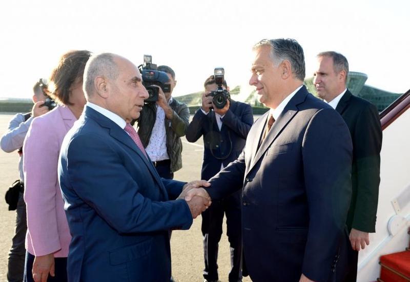 В VII саммите Совета сотрудничества тюркоязычных государств также примет участие премьер-министр Венгрии Виктор Орбан