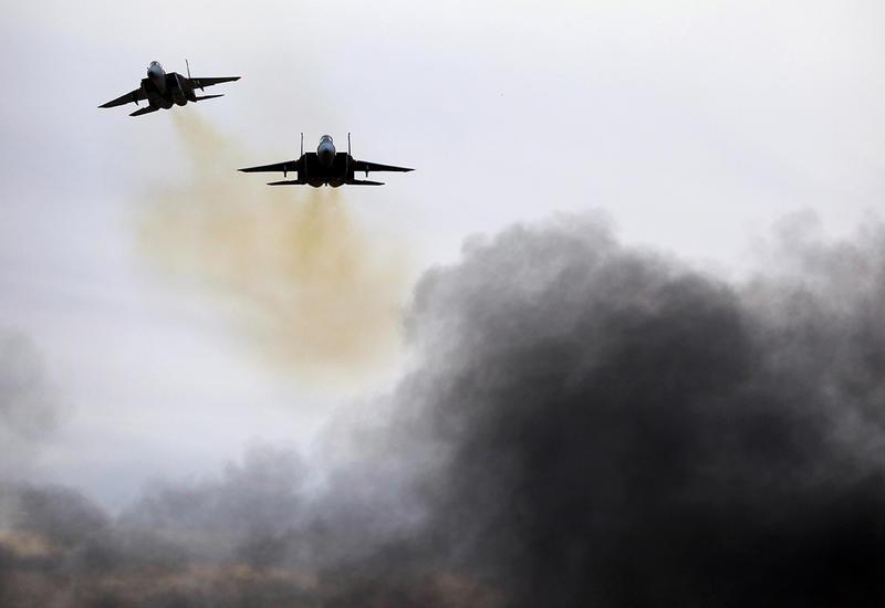 Самолет ВВС Канады разбился в США