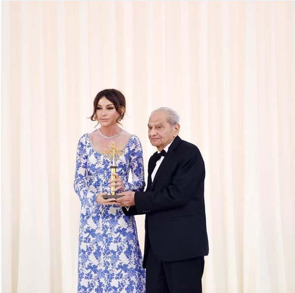 Первый вице-президент Мехрибан Алиева: Светлая память о великом ученом Васиме Мамедалиеве останется с нами навсегда