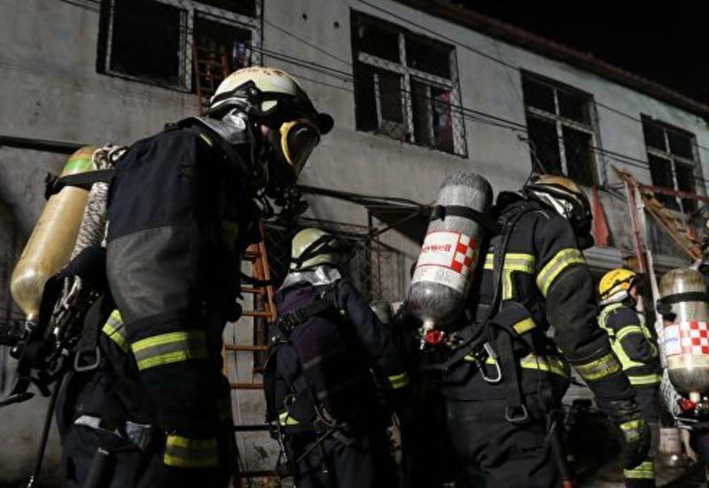 Взрыв на химзаводе в Китае, есть погибшие