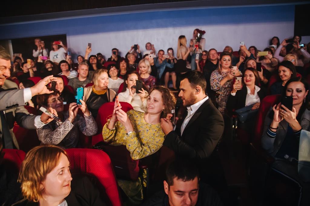 Завершились гастроли Эмина Агаларова по Дальнему Востоку России
