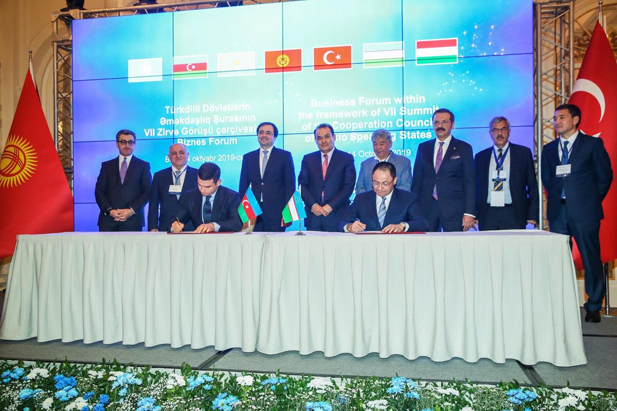 Агентство по развитию МСБ Азербайджана заинтересовано в сотрудничестве со странами-членами Тюркского совета