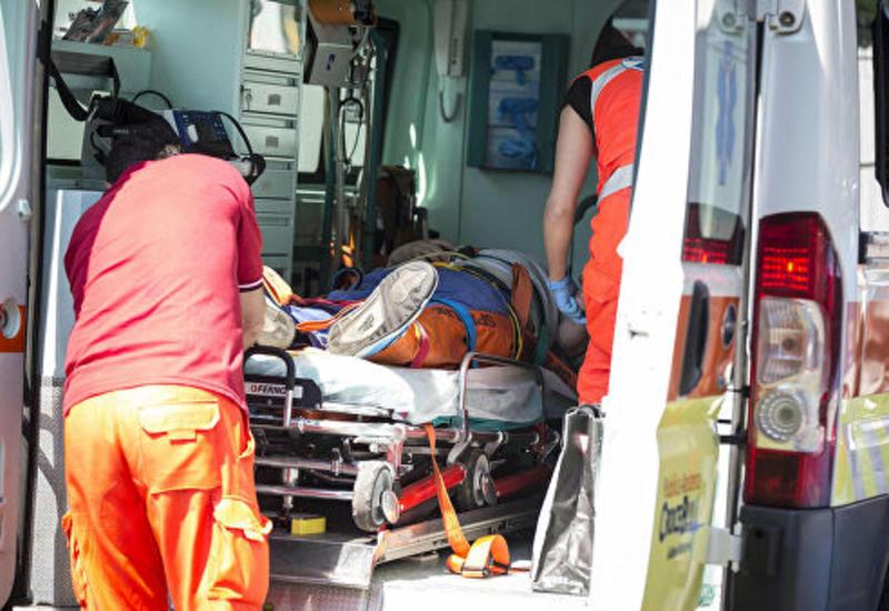 Тяжелое ДТП в Риме, десятки пострадавших
