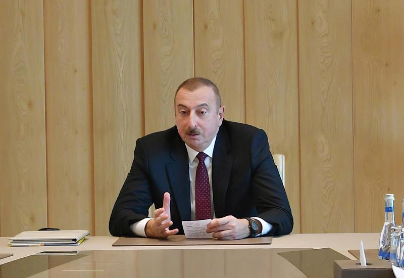 Президент Ильхам Алиев: Азербайджан сегодня занимает первое место в СНГ по уровню покупательной способности минимальной пенсии