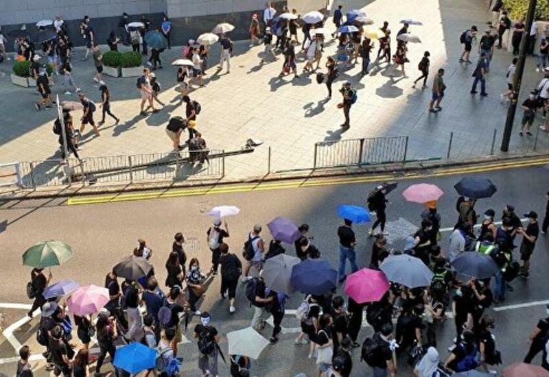 Китай пригрозил США контрмерами в ответ на поддержку протестов в Гонконге
