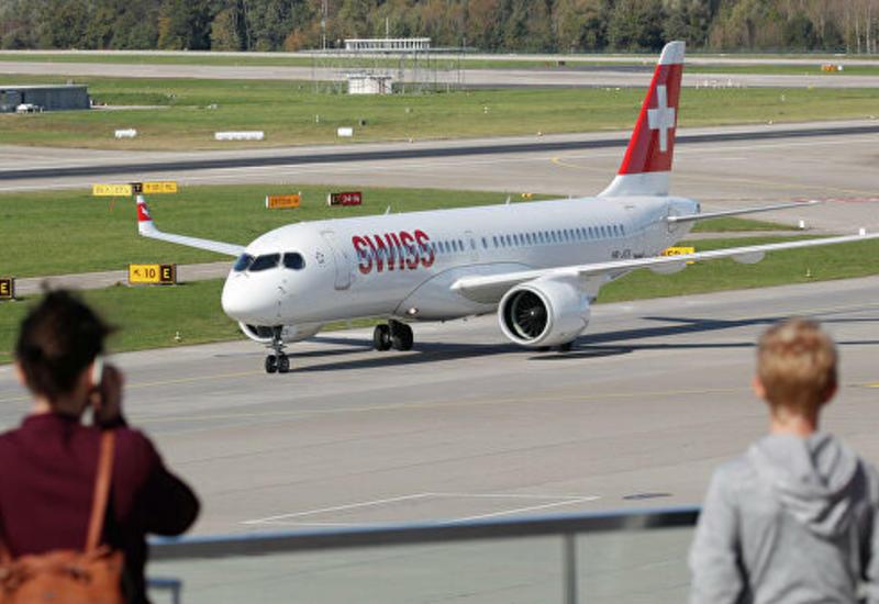 Swiss отменила сто рейсов из-за проблем с двигателями на Airbus