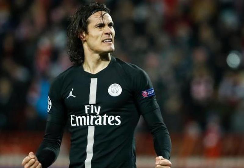 Игрок «ПСЖ» Кавани может продолжить карьеру в Испании