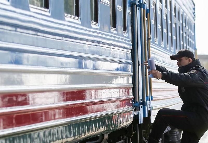 Американских дипломатов сняли с поезда в России
