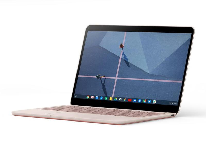 Google показала Pixelbook Go: ноутбук для путешествий и поездок