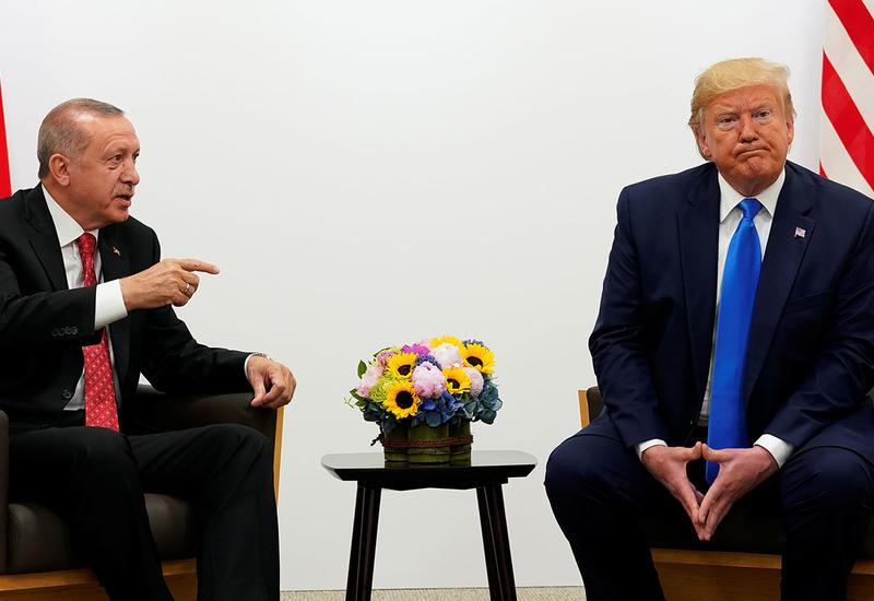 Сенатор раскрыл подробности разговора Трампа и Эрдогана