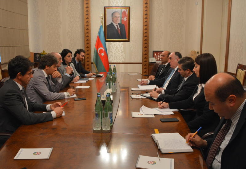 Азербайджан и Италия обсудили вопросы региональной безопасности