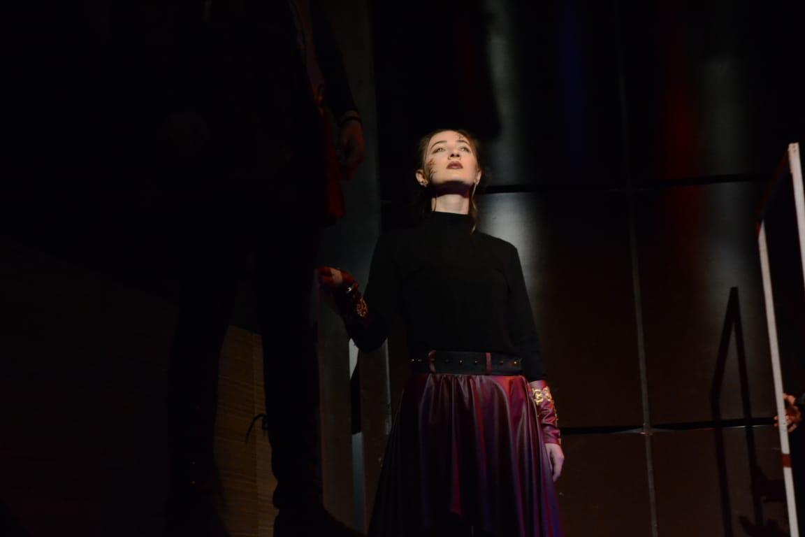 В Центре мугама прошел показ спектакля «Легенда об Отелло»