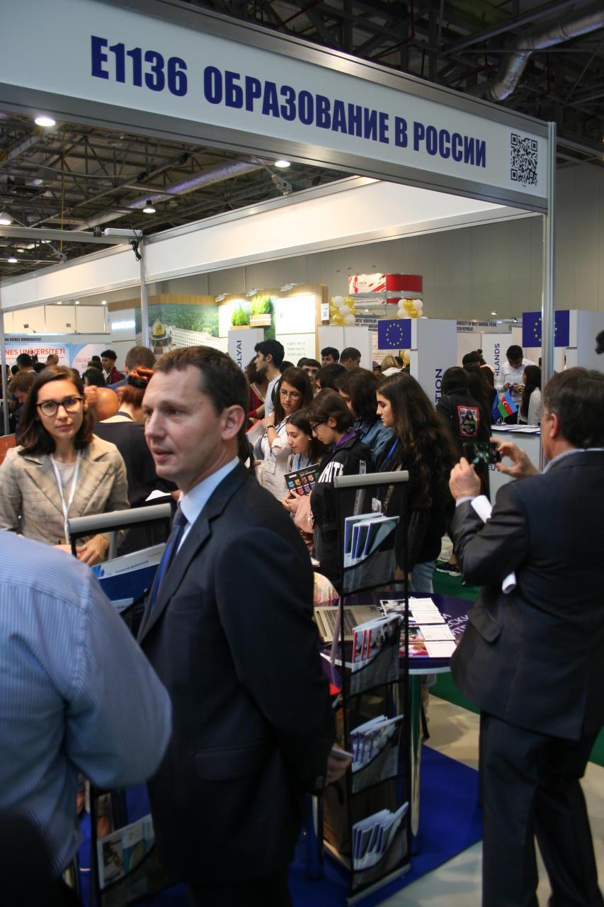 В Баку завершились просветительские мероприятия, направленные на популяризацию российского профобразования