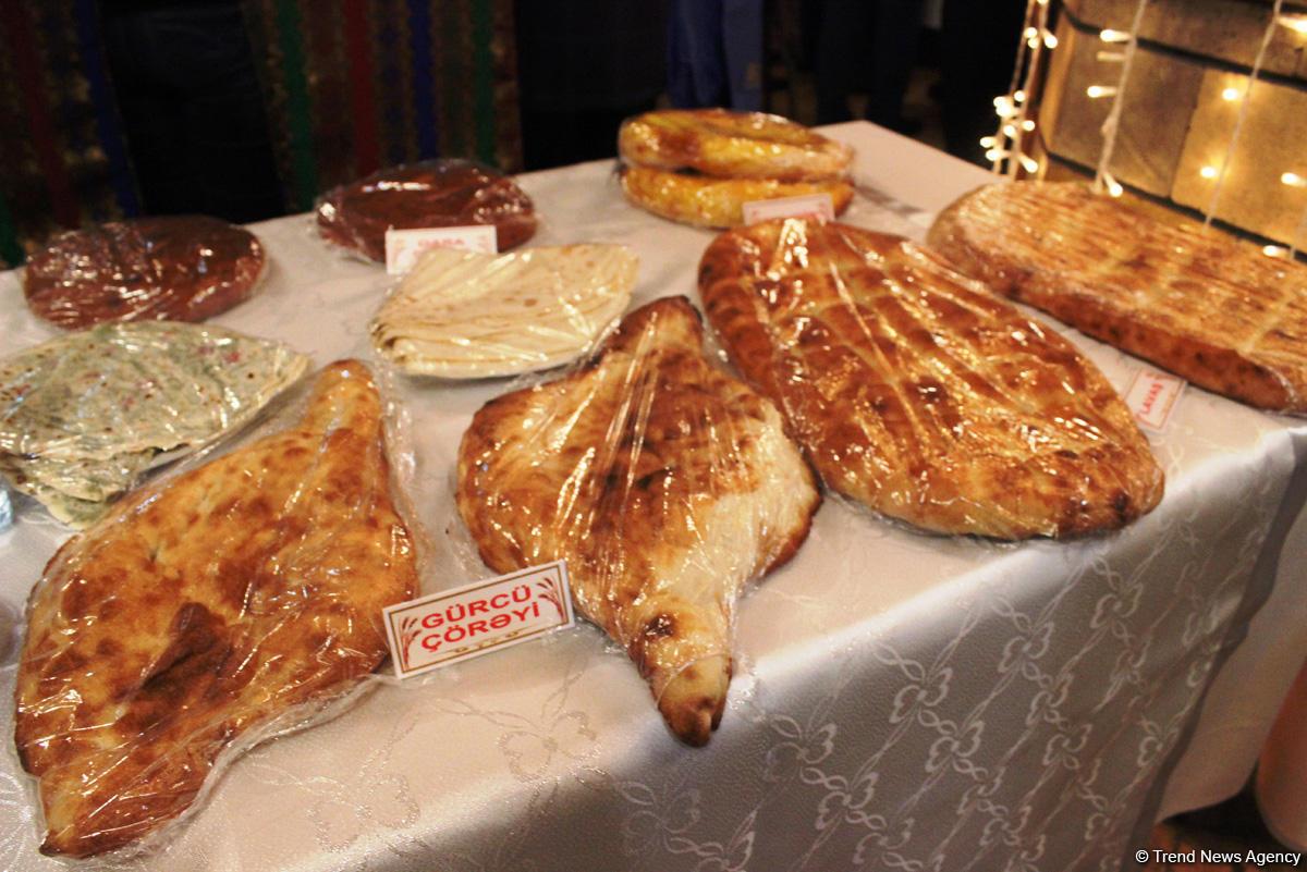 Самый вкусный хлеб в Азербайджане - неповторимый аромат и хрустящая корочка