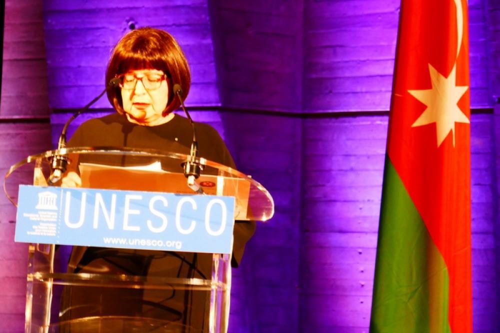 В штаб-квартире ЮНЕСКО торжественно отмечен 650-летний юбилей Насими