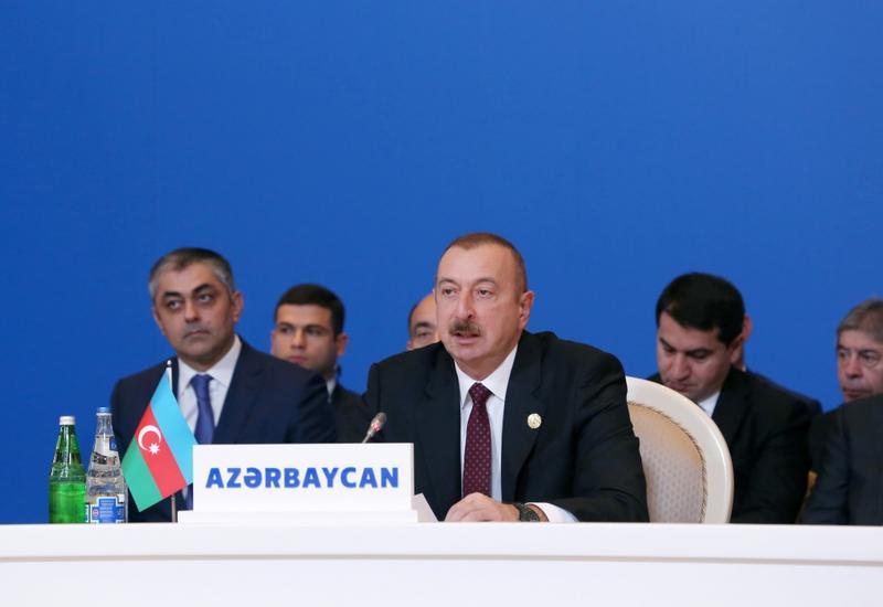 Как одно заявление Президента Ильхама Алиева армян до истерики довело