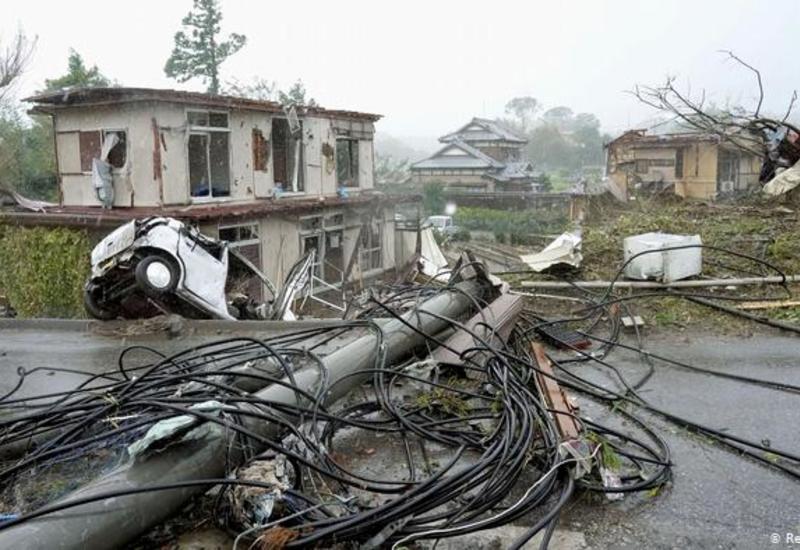 Из-за сильного ветра на востоке США без света остались более 500 тыс. жителей