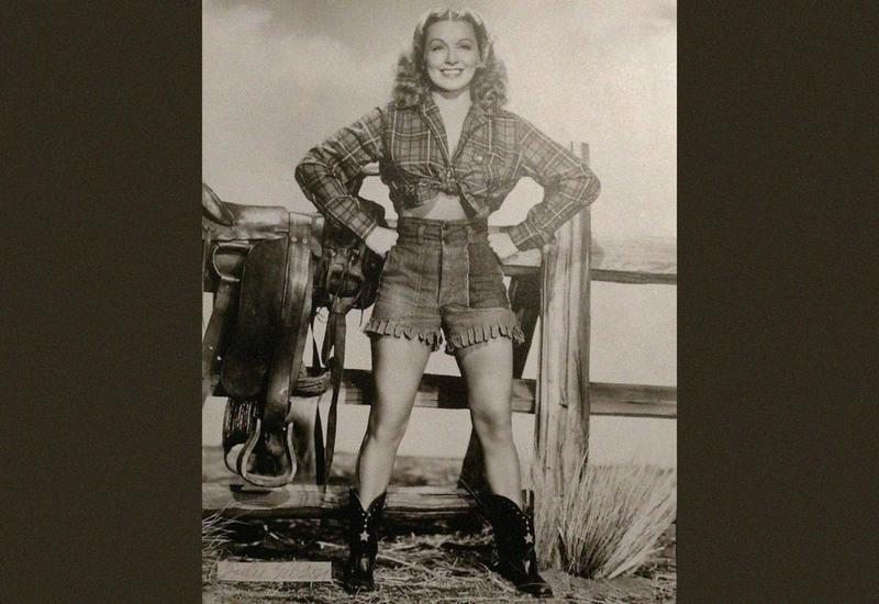В возрасте 106 лет умерла старейшая голливудская актриса Джули Гибсон