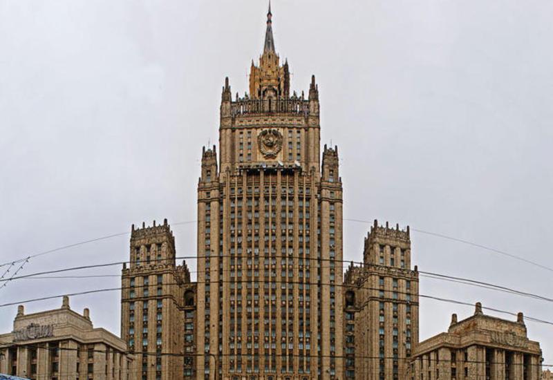 МИД России о незаконном визите Затулина в оккупированный Карабах