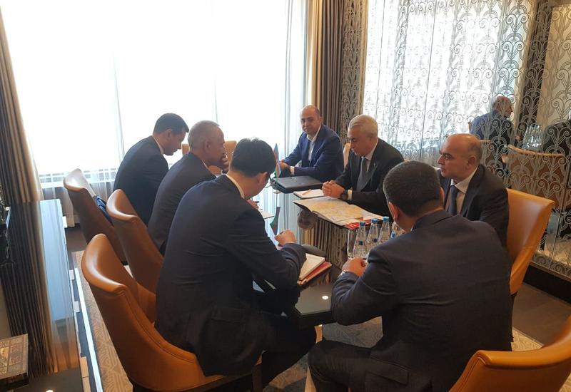 Узбекистан заинтересован в использовании маршрута Баку-Тбилиси-Карс