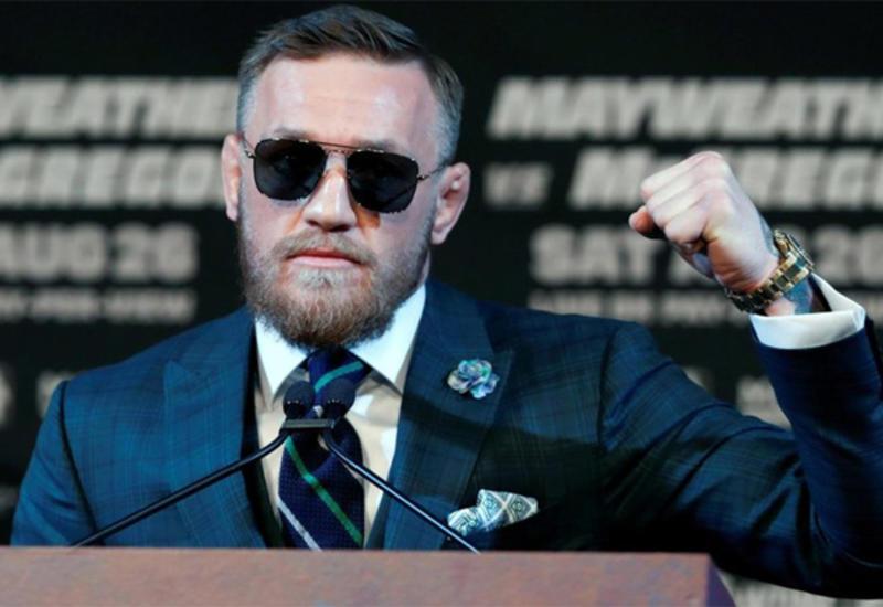 Конор Макгрегор намекнул на имя своего следующего соперника в UFC