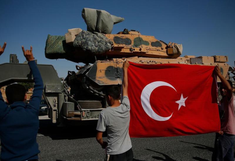 Турция заявила о нейтрализации 673 террористов в Сирии