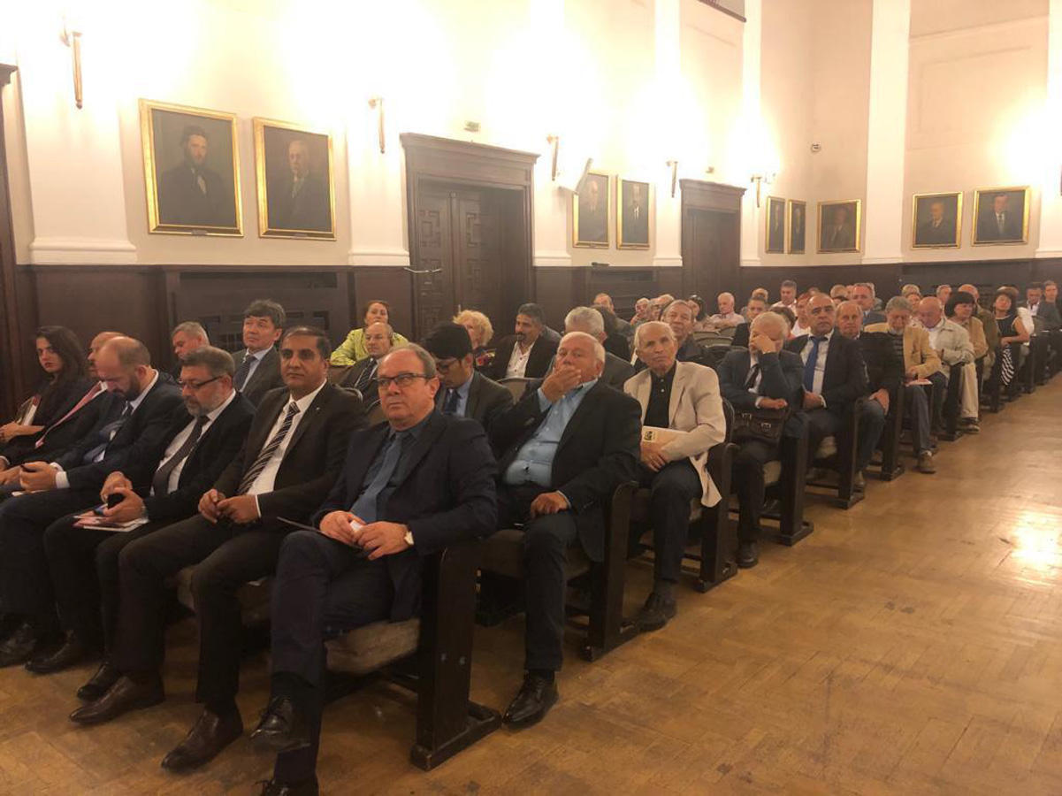 В Софии прошел литературно-художественный вечер, посвященный жизни и творчеству Насими