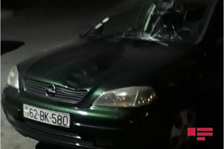 В Баку Opel сбил насмерть 64-летнюю женщину
