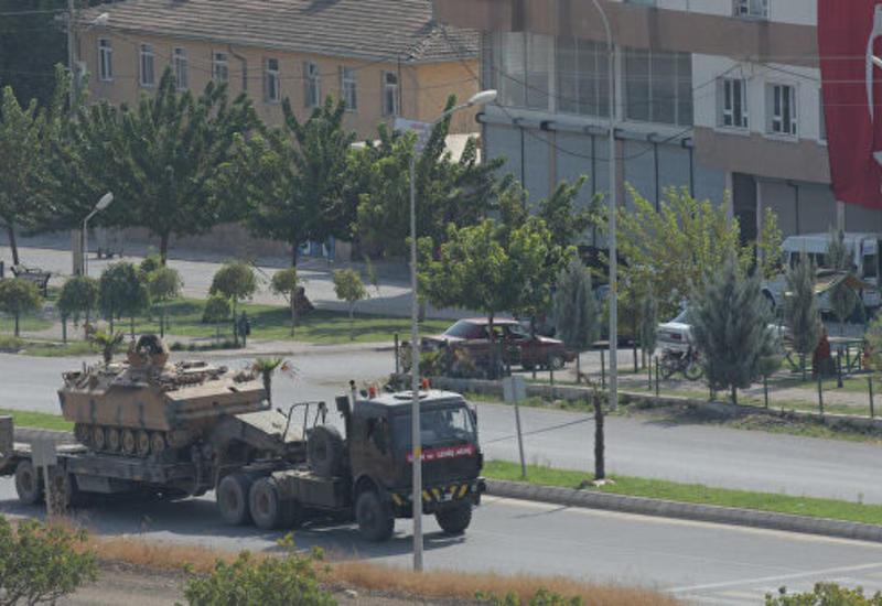 Турция намерена открыть 12 наблюдательных пунктов на севере Сирии