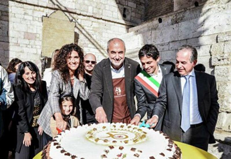 В Италии открылся крупнейший фестиваль шоколада