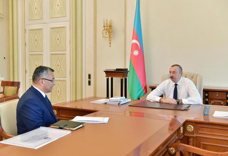 Президент Ильхам Алиев: Решение проблем переселенцев должно быть общенародным вопросом